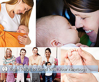 Tips For Bonding With Baby