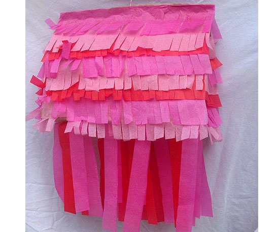 Knock It Out with a Homemade Piñata