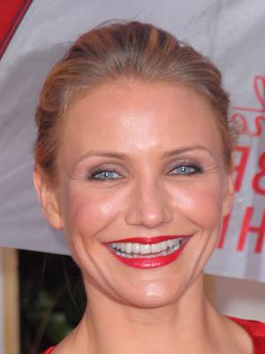 Cameron Diaz Golden Globes Makeup Tutorial