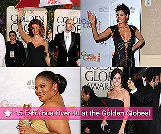 15 Fabulous Over 40 at the Golden Globes!