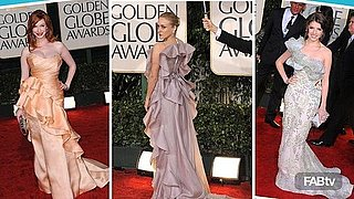 Chloë Sevigny in Valentino, Christina Hendricks in Siriano: Red Carpet Ruffles