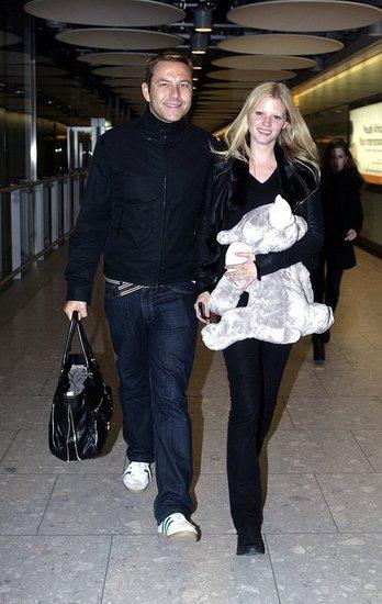 Lara Stone and David Walliams Are Engaged!