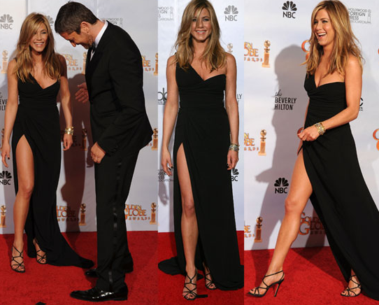 Jennifer Aniston Criticised
