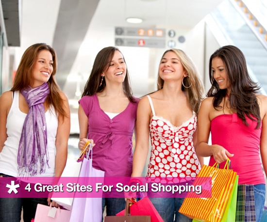 Sites For Social Shopping