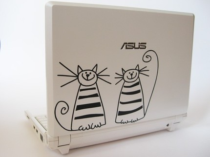 Cats Laptop