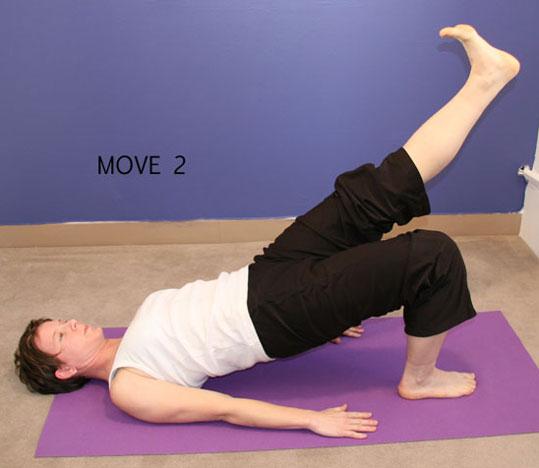 Monday 2/1 Core Workout: Fitness Journal Challenge
