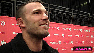 Watch Ben Affleck's Sundance Red Carpet and Plans to Teams Up With Damon Again!