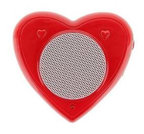 Photos of the Heart Speaker