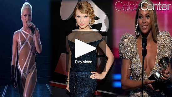 Grammy Award CelebCenter: Red Carpet King and Queen, Most Memorable Moments, Hot Couple and More!