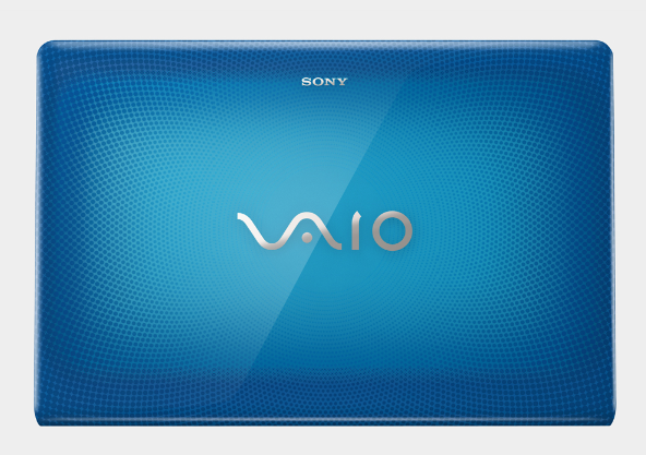 Photos of the Sony Vaio E Series Notebook