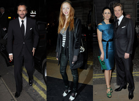 Photos from UK Premiere of A Single Man