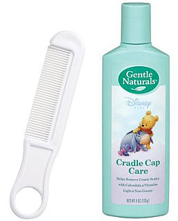 One Sure Cure For Cradle Cap