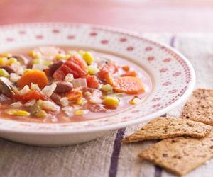 Slow Cooker Recipe For Barley Vegetable Soup