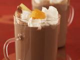 Citrus Hot Chocolate