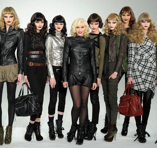 2010 Fall New York Fashion Week: L.A.M.B.