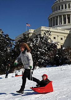 Snowbound Activities