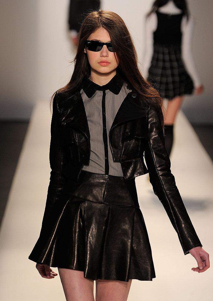 New York Fashion Week: Cynthia Steffe Fall 2010
