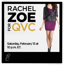 Rachel Zoe QVC Collection