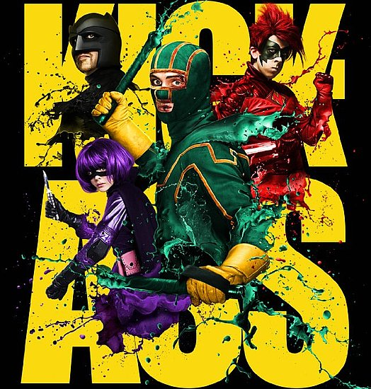 UK Poll and Movie Trailer for Kick-Ass starring Aaron Johnson, Nicholas Cage, Chloe Moretz — Will You See it or Skip it?