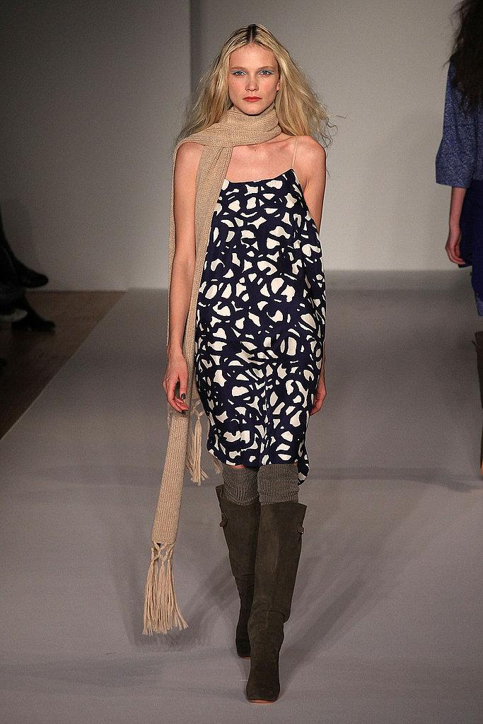 New York Fashion Week: A Detacher Fall 2010