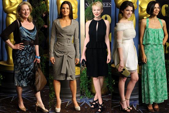 Photos of 2010 Oscar Nomination Lunch with Sandra Bullock, Meryl Streep, Carey Mulligan, Anna Kendrick 2010-02-15 17:00:36