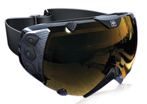 Zeal Optics Ski Goggles With GPS, Altitude Display, and More