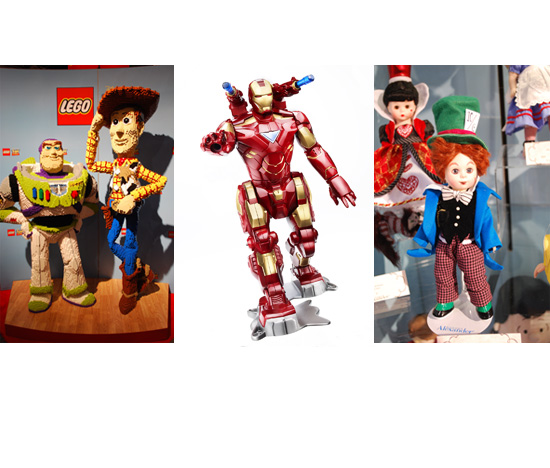 Movies Inspire Toy Lines
