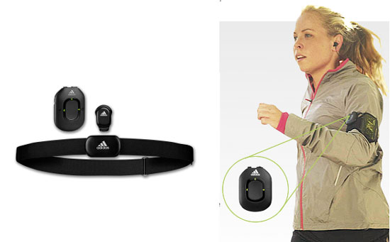 Review of Adidas miCoach and Pacer