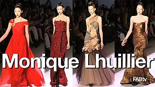 Monique Lhuillier Fall 2010 Collection at New York Fashion Week What's Fab First Look 2010-02-16 15:13:03