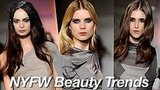 Top Beauty Trends from New York Fashion Week Fall 2010 2010-02-19 08:40:04