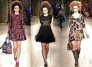 2010 Autumn London Fashion Week: Mulberry