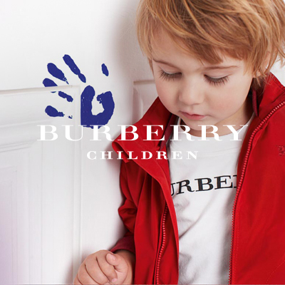 Burberry SS10 Childrenswear Collection