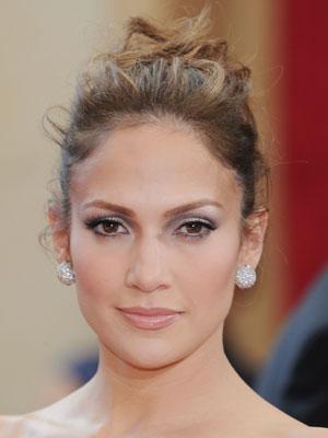 Jennifer Lopez Oscars 2010 Hair Tutoiral 2010-03-07 21:21:07