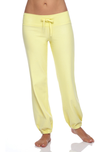 Organic Fleece Staple Pant ($88)