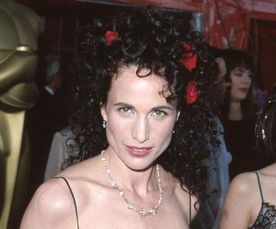 1999: Andie MacDowell