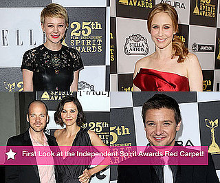 First Look at the Independent Spirit Awards Red Carpet!