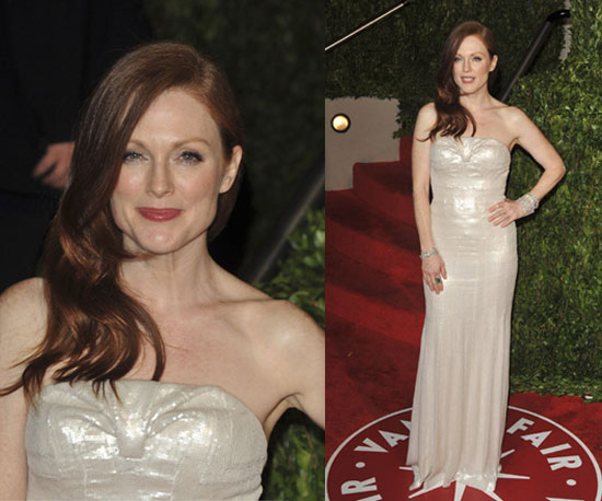 Julianne Moore at 2010 Oscars Afterparty