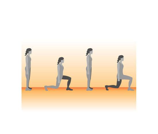 Walking Lunge