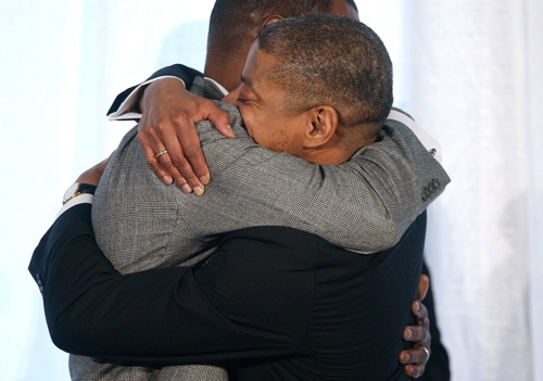 First Same-Sex Couple Marries in Washington DC