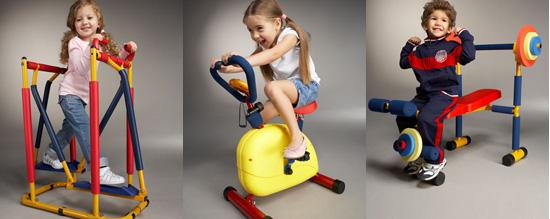 Exercise Equipment for Kids