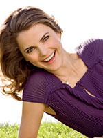 Lil Links: Get Real With Keri Russell