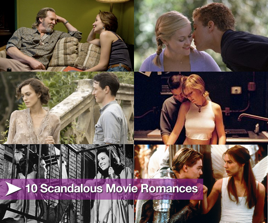 10 Scandalous Movie Romances