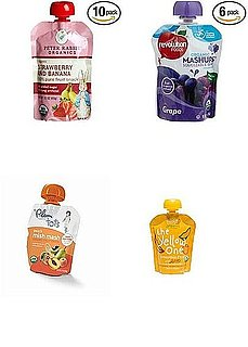 Fruit Puree Pouches