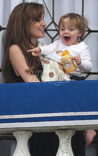 Photos of Knox Jolie-Pitt