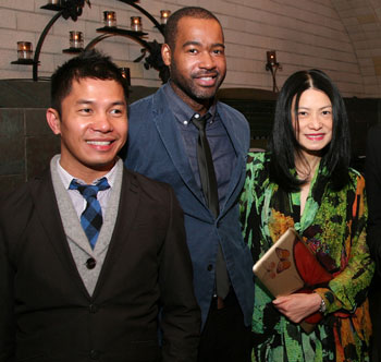 Vivienne Tam Says She's Working on New Products With HP