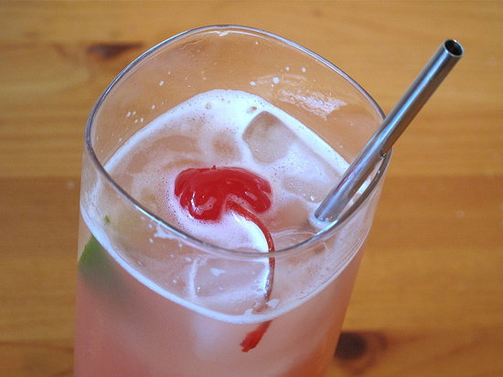 Simplified Singapore Sling Recipe