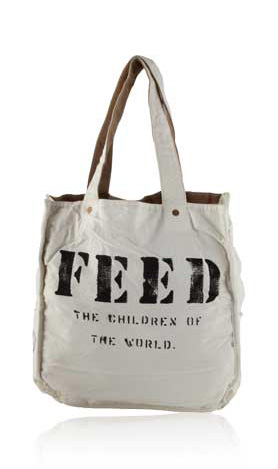 FEED 1 Bag, approx $65.61 from FEED Projects