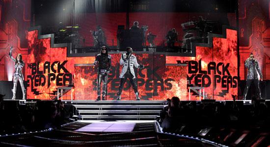 Black Eyed Peas Live