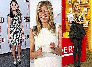 Jennifer Aniston at Bounty Hunter Premiere