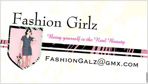 Fashion Girlz Blog